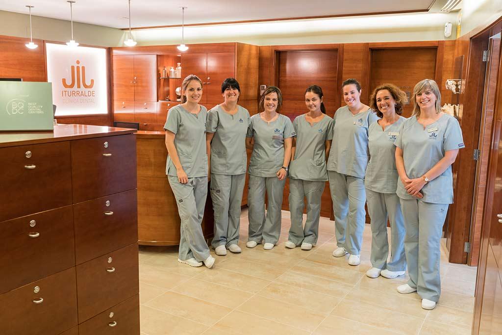 higienistas-clinica-iturralde